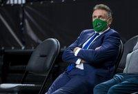 V.Chomičius pasidalino prisiminimais LKL rubrikoje (BNS nuotr.)