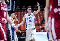 Izraelis lieka nenugalimas (FIBA Europe nuotr.)