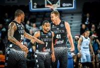 """""""Virtus"""" perėjimas į kitą turnyrą gali kainuoti brangiai (FIBA Europe nuotr.)"""