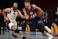 R.Giedraitis laukia NBA pasiūlymų (Euroleague.net)