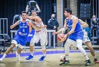 I.Athinaiou vedė graikus į pergalę (FIBA Europe nuotr.)