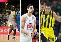 S.Doumbouya, G.Bitadze ir K.Sloukas rimtai pretenduoja į vietas NBA (Scanpix nuotr.)
