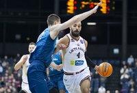 """Ž.Šakičius vedė į priekį """"Lietkabelį"""" (FIBA Europe nuotr.)"""