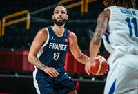 E.Fournier vėl buvo prancūzų vedlys (FIBA nuotr.)