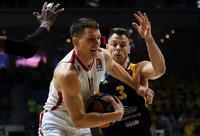 N.Nedovičius ir toliau žais Eurolygoje (Scanpix nuotr.)