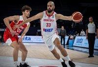 Kroatai dominavo nuo pradžių (FIBA Europe nuotr.)