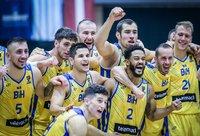 Bosnija ir Hercegovina parodė raumenis (FIBA Europe nuotr.)