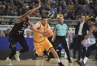 J.Mačiulio pastangų pergalei neužteko (FIBA Europe nuotr.)