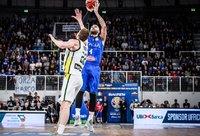 P.Aradori liko už rinktinės borto (FIBA Europe nuotr.)