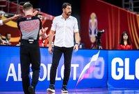 U.Sarica tęs savo darbą (FIBA nuotr.)