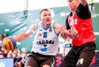 J.Mačiulis gali patekti į olimpiadą ne kaip 5x5, o kaip 3x3 žaidėjas (Foto: Matas Baranauskas)