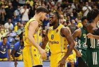 """""""Maccabi"""" išvargo pergalę"""