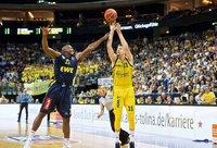 R.Giedraitis pelnė 13 taškų (Scanpix nuotr.)