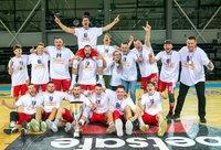 Triumfavo Jurbarko ekipa (Foto: Saulius Čirba)