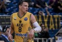 J.Mačiulis žaidė vos 12 minučių (FIBA Europe nuotr.)