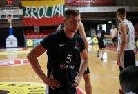 """M.Žaunieriūnas ateinantį sezoną rungtyniaus Islandijoje (""""Optibet Summer League"""" nuotr.)"""