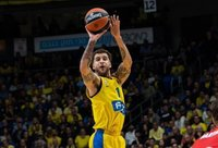"""S.Wilbekinas pelnė 16 taškų (""""Maccabi"""" nuotr.)"""
