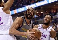 J.Noah gali dar kartą grįžti į NBA (Scanpix nuotr.)