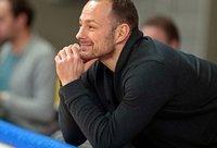 R.Jarutis suteiks daugiau šansų jauniems žaidėjams (Foto: Augustas Didžgalvis)