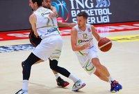 Š.Vasiliauskas įmetė 12 taškų