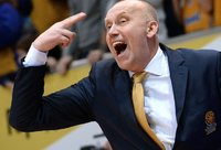 R.Kurtinaitis atvedė komandą į Eurolygą (Scanpix nuotr.)