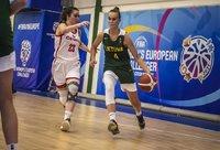 J.Jocytė šįkart nežibėjo (FIBA nuotr.)