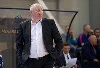 V.Šeškus ekspertaus apie LKL krepšinį (BNS nuotr.)