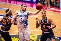 V.Kavvadas gins PAO garbę (FIBA Europe nuotr.)