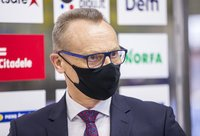 R.Brazauskas tapo LKL techniniu sekretoriumi (BNS nuotr.)