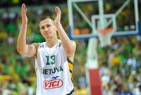 P.Jankūnas teigiamai įvertino pasirodymą čempionatą (Fotodiena.lt)