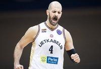 Ž.Šakičius buvo nesulaikomas (FIBA Europe nuotr.)
