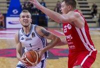 A.Velička pelnė 14 taškų (BNS nuotr.)