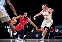 J.Airingtonas praleis artimiausias rungtynes (FIBA nuotr.)