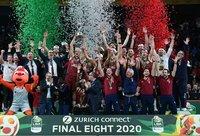 """Umana Reyer"" triumfavo Italijoje (nuotr. ""Twitter"")"