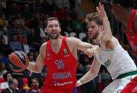M.Strelniekas paliks CSKA (Scanpix nuotr.)
