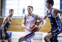 A.Kurucas sezoną praleis gimtojoje Latvijoje (FIBA nuotr.)