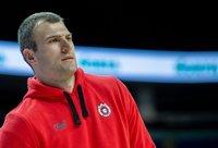 A.Parachovskis žais Vilniaus klube (BNS nuotr.)