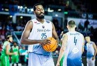 K.Weaveris gina Lenkijos klubo garbę (FIBA nuotr.)