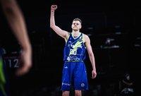 E.Bendžius sumetė 4 tritaškius iš 8 (FIBA Europe nuotr.)