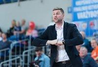 P.Šakinis ir toliau treniruos Marijampolės klubą (Dainius Lukšta, NKL)