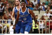 Akropolio turnyre – graikų pergalė