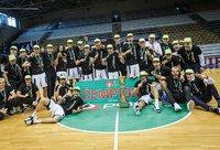 VEF ekipa šalies čempione tapo aštuntą kartą