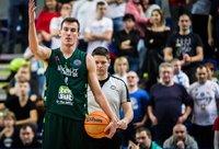 O.Prewittas paliks Bandirmos klubą (FIBA Europe nuotr.)