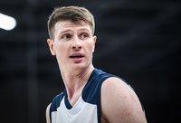 A.Voroncevičius pelnė 14 taškų (FIBA Europe nuotr.)
