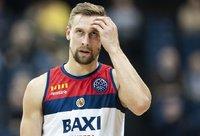D.Dulkys pelnė 9 taškus (FIBA Europe nuotr.)