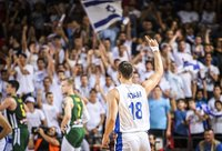 Izraelio U20 rinktinė sustabdė lietuvius (FIBA Europe nuotr.)