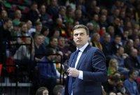 "D.Adomaitis išsirinko dvyliktuką antrajam antrojo FIBA ""lango"" mačui (Rokas Lukoševičius, Fotodiena.lt)"