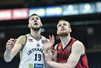 M.Sajus žais Ispanijoje (FIBA Europe nuotr.)