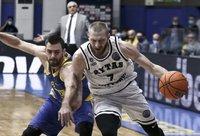 G.Radzevičius kalbėjo apie laukiančią KMT kovą (FIBA Europe nuotr.)