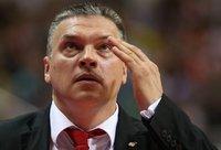 J.Pašutinas kitą sezoną toliau vadovaus Kazanės ekipai (Scanpix nuotr.)